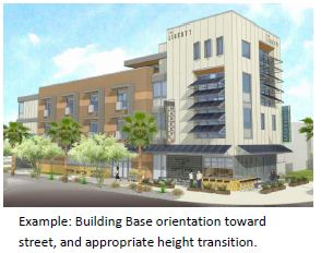 """Proposed Apartments on Light Rail: """"The Presidential"""""""